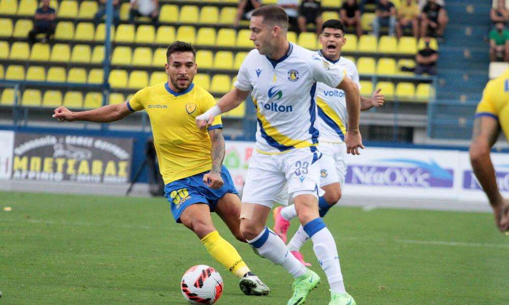 Παναιτωλικός-Αστέρας Τρίπολης 0-0: Άνοστη πρεμιέρα…