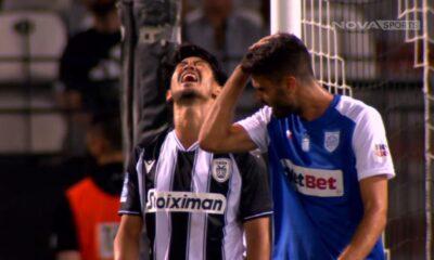 ΠΑΟΚ - ΠΑΣ Γιάννινα 0-1 γκολ