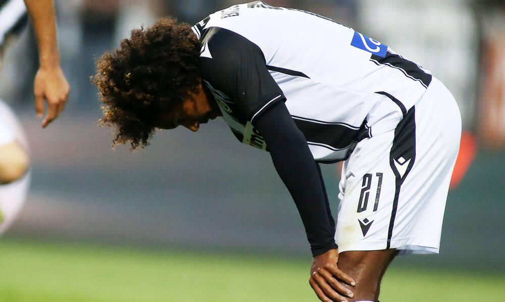 """ΠΑΟΚ – ΠΑΣ Γιάννινα 0-1: Με το… """"αριστερό"""" μέσα στην Τούμπα"""
