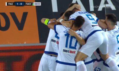 ΠΑΣ Γιάννινα – Παναθηναϊκός 1-0: Η γκολάρα του Γκαρτβάσκι και οι φάσεις του αγώνα (video)