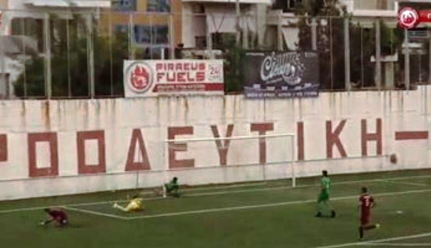 """""""Φωνάζει"""" ο Άρης Σκάλας για το γκολ του Μακρυγιάννη στο 94′ της Προοδευτικής… (+video)"""