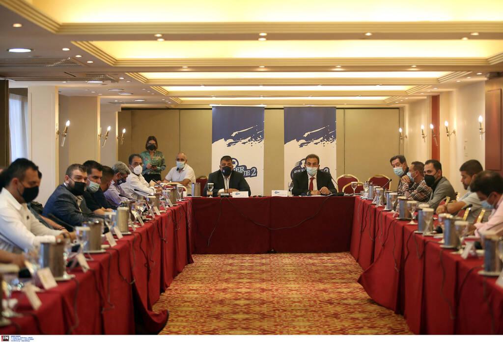 Πρόταση Κούγια για 16 ομάδες στη SL1 – Συμφώνησαν Ολυμπιακός και ΠΑΟΚ και 3 από SL2 για άνοδο