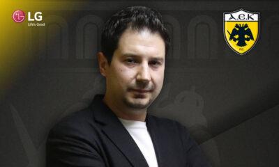 Επίσημο: ΗΑΕΚανακοίνωσε την πρόσληψη του Αργύρη Γιαννίκη 15