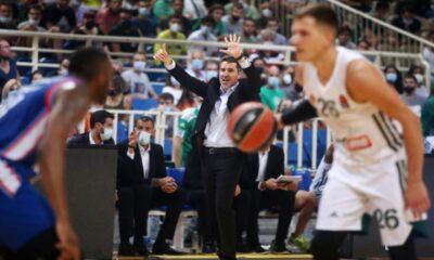 EuroLeague: Επιστρέφει στο ΟΑΚΑ ο Παναθηναϊκός