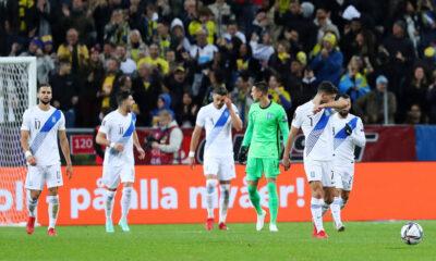 Σουηδία-Ελλάδα 2-0: Κατέρρευσε μετά το πέναλτι και λέει «αντίο» στο Κατάρ (+video) 8