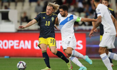 Σουηδία-Ελλάδα: «Τελικός»... πρόκρισης (21:45' - Open tv) 12