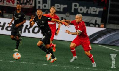 Europa League: «Λυτρωτής» Πασιέντσια για Άιντραχτ , 0-0 με επεισόδια το Μαρσέιγ - Γαλατά- Όλα τα αποτελέσματα (+video) 6