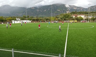 """ΕΠΣ Μεσσηνίας: """"Διπλό"""" ο Πανθουριακός, αγγλικό ματς στο Πεταλίδι - τα αποτελέσματα της 2ης αγωνιστικής 21"""