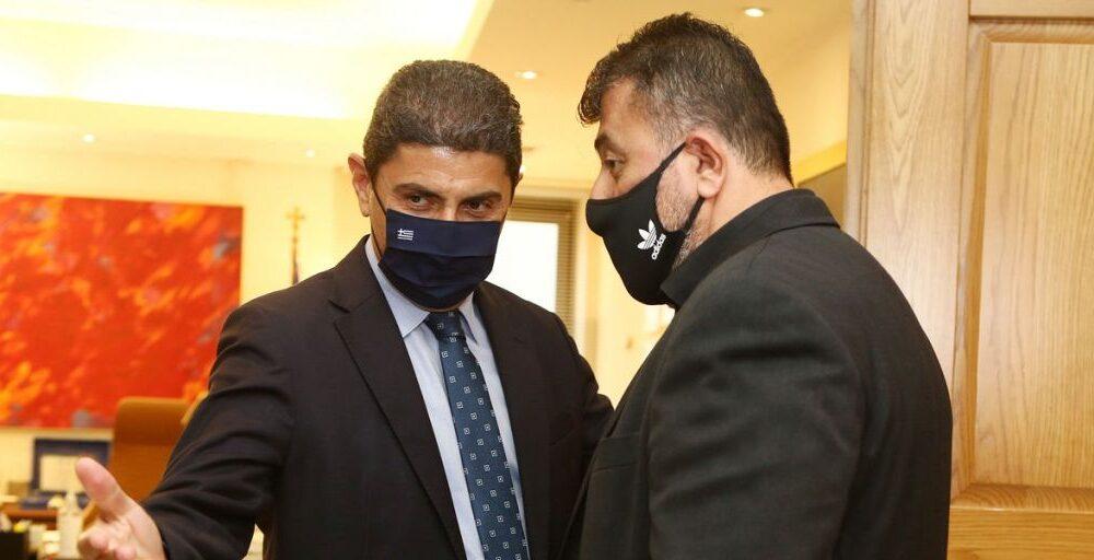 """SL2: """"Άνθρακας ο θησαυρός"""" μετά τη συνάντηση Αυγενάκη - Λεουτσάκου... 6"""