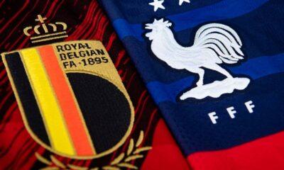 NATIONS LEAGUE: «Μάχη» ανάμεσα σε Γαλλία και Βέλγιο με έπαθλο τον τελικό 12