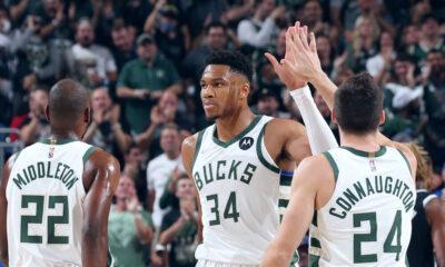 NBA: Πήραν τα δαχτυλίδια τους Γιάννης και Μπακς (+videos)