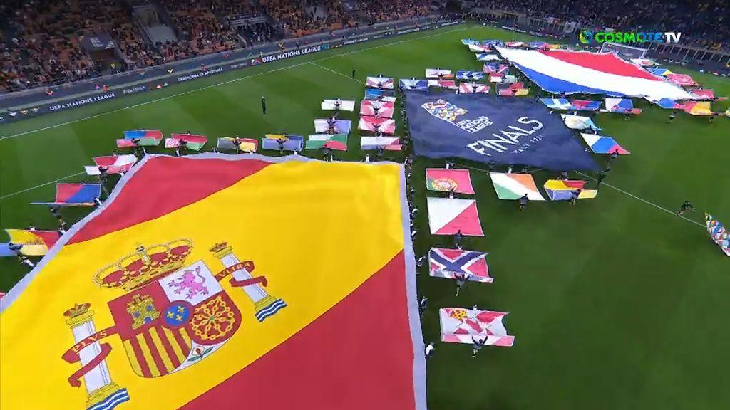 Ισπανία – Γαλλία 1-2 |HIGHLIGHTS|