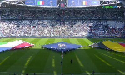 Ιταλία - Βέλγιο 2-1 |HIGHLIGHTS| 8