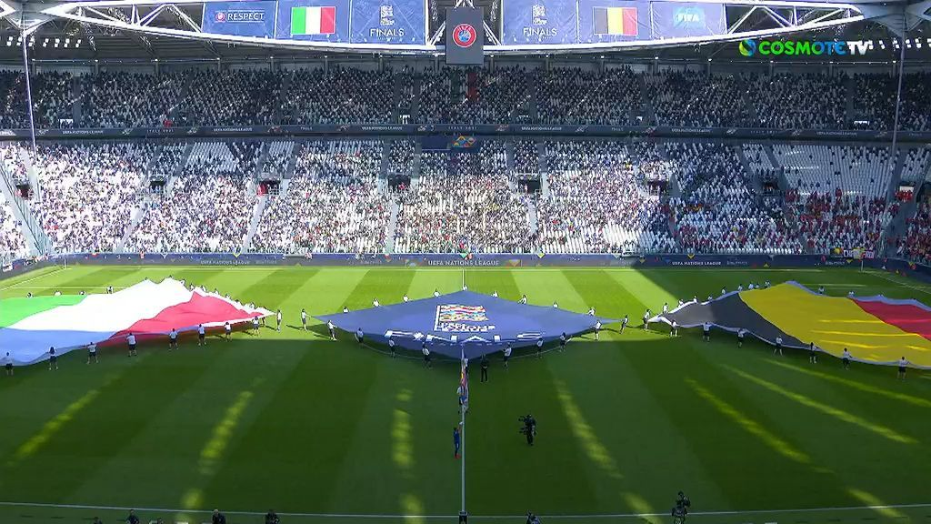 Ιταλία – Βέλγιο 2-1 |HIGHLIGHTS|