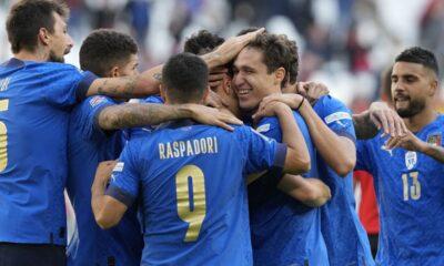 Ιταλία - Βέλγιο 2-1: Τα γκολ και την τρίτη θέση η σκουάντρα ατζούρα, τρία δοκάρια οι κόκκινοι διάβολοι (+ video) 6