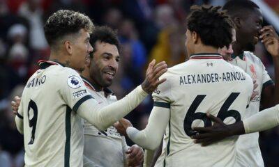 """Μάντσεστερ – Λίβερπουλ 0-5: Μαγική εμφάνιση για""""κόκκινους"""", εφιάλτες στο """"Θέατρο των Ονείρων"""" (+vid)"""
