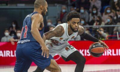 Η βαθμολογία της EuroLeague: Στο 1-2 ο Παναθηναϊκός, στο 3-0 η Βιλερμπάν 24