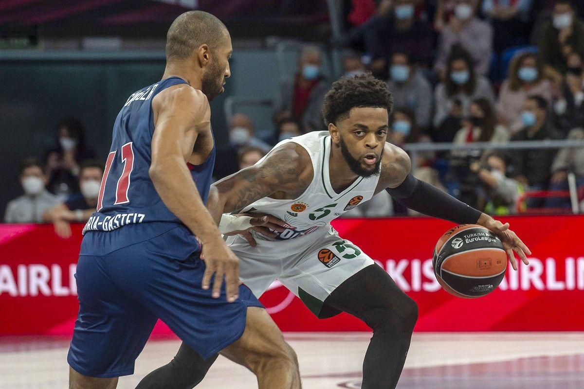 Η βαθμολογία της EuroLeague: Στο 1-2 ο Παναθηναϊκός, στο 3-0 η Βιλερμπάν