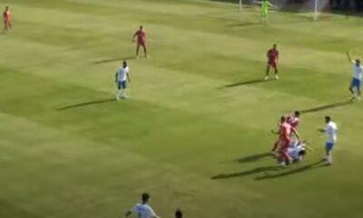 Πανσερραϊκός - Ηρακλής 2-1 για το Κύπελλο Ελλάδας