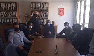 Ο ΠΣΑΠ παρέδωσε αθλητικό υλικό στα σωματεία της Εύβοιας 6