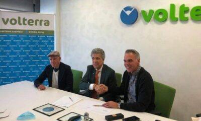 """Καλαμάτα: Η """"Volterra"""" για 3η συνεχόμενη χρονιά Επίσημος Μεγάλος Χορηγός"""